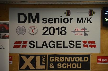 Danske Seniormesterskaber M/K 2018