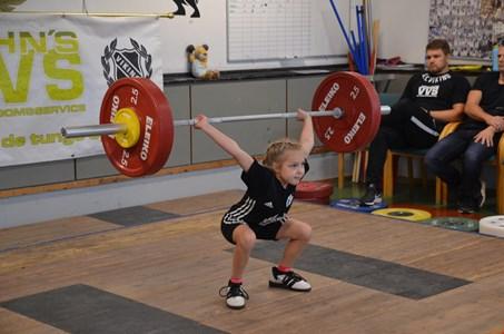 Tilmelding Ålholm vægtløftningsskole 2019