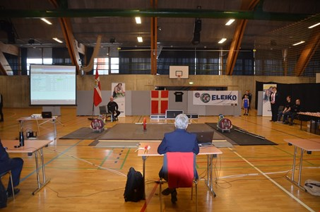 Dansk Juniormesterskaber 2019