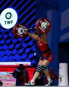 Louise Vennekilde fra AK. Atlas med i OL-truppen